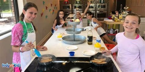 Kitchen Engine Cooking Classes by Kid Chefs Rejoice This Kitchen Is Just For