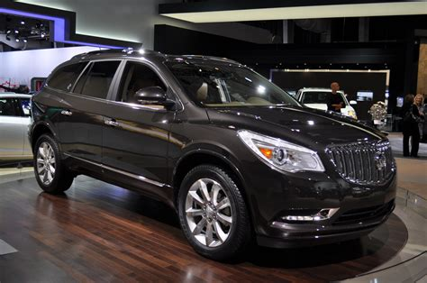 buick enclave starts