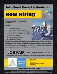 Jobs Career Fair Flyer