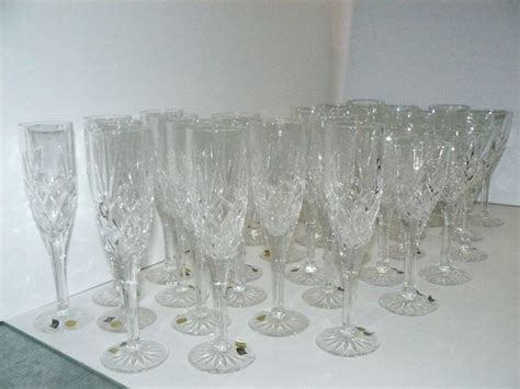bohemia bicchieri cristallo bohemia 35 bicchieri calici da tavola per