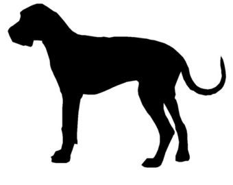All great dane breed silhouette decal cricut cutting plus eps/vector cuttable designs download free image lover outline instant files studio frames. Great Dane svg, Download Great Dane svg for free 2019