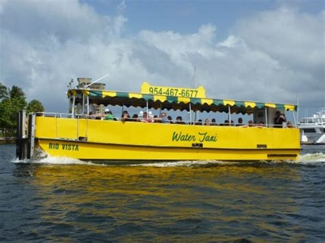 Taxi Boat Fort Lauderdale by Water Taxi Reviews Fort Lauderdale Fl Attractions
