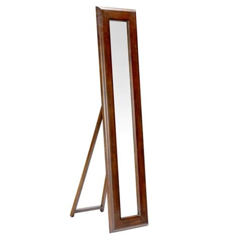 floor mirror easel easel back floor mirror p108 with free delivery the cotswold company