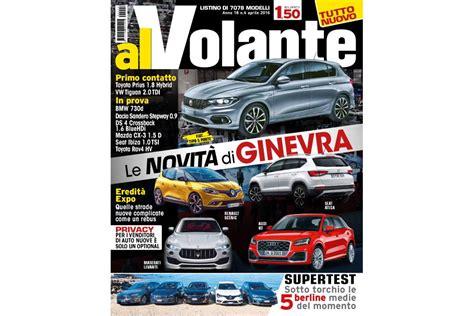 Www Al Volante Foto 200 In Edicola Il Nuovo Numero Di Alvolante