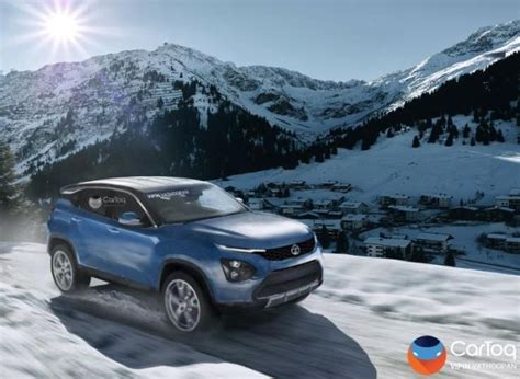Upcoming Tata Harrier Suv 6 Ways It Could Look Like