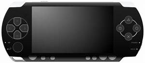 PSP 2000 Black by Todd Partridge - Gen2ly - PSP 2000 Black ...