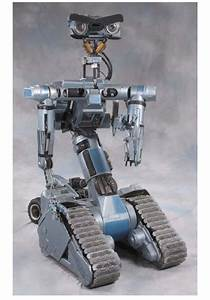 54 memorable sci-fi robots - SlipperyBrick.com