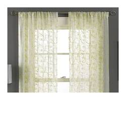 Kohls Bay Window Curtains by Curtains Shop For Window Treatments Curtains Kohl S