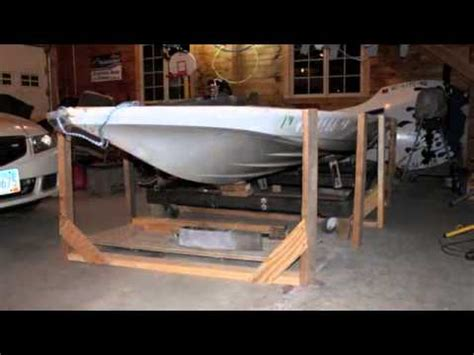 Boat Transom Replacement Cost by Glastron Transom Stringer Floor Repair