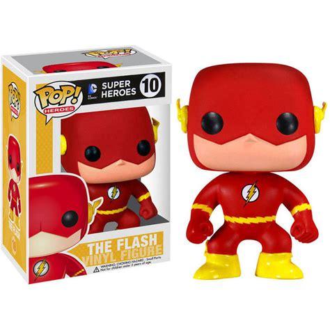 funko pop dc heroes the flash