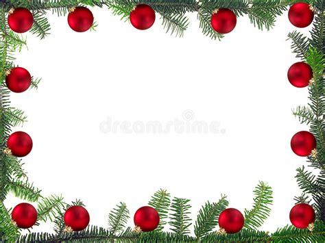Weihnachtsrahmen Stock Abbildung Illustration Von Feier