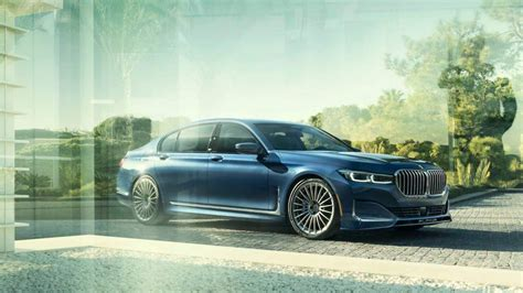 2020 Alpina B7 Gives New Bmw 7 Series The M7 It Deserves