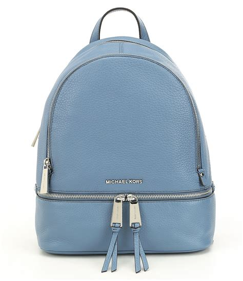 MICHAEL Michael Kors Rhea Small Zip Backpack | Dillards