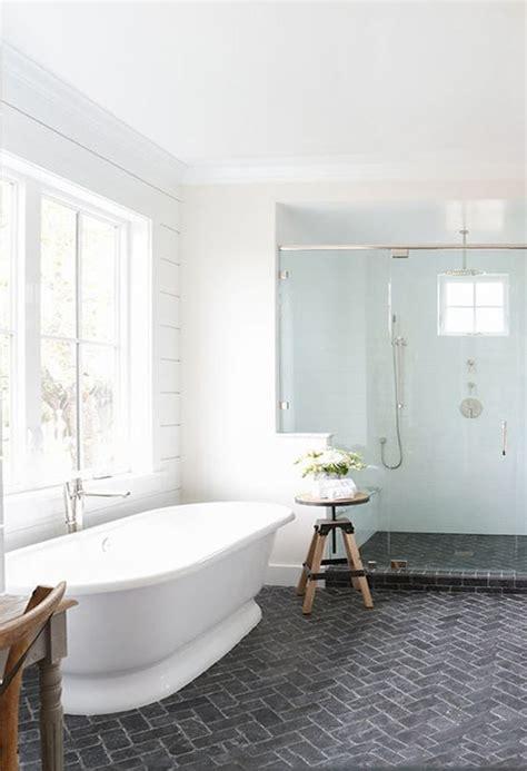 country bathroom decor 60 ideas and modern designs with bricks renoguide Modern