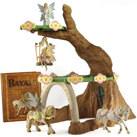summergreen elf tree house imagine toys