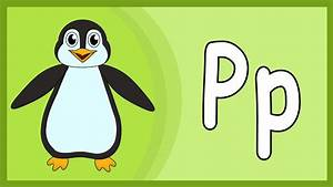 English Letter P-song - Learn English For Toddlers