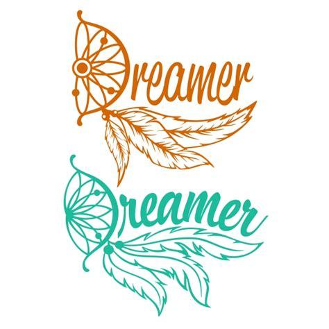 dreamer dreamcatcher cuttable design