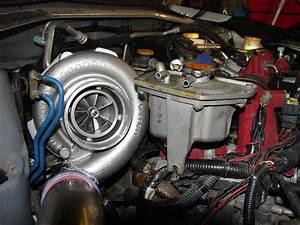 Ultimate Racing 740hp Gt40r Turbo Kit Subaru Wrx  Sti 02