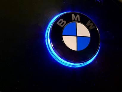 Bmw Emblem Led Emblema Weiss Blau Gelb