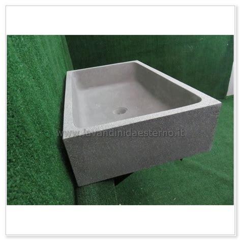 lavelli in cemento lavelli in pietra pk484 lavandinidaesterno it vasca cm80