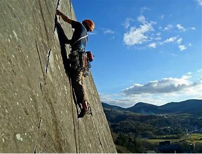Climbing Rock Snowdonia Its Paris Pretty Awesome