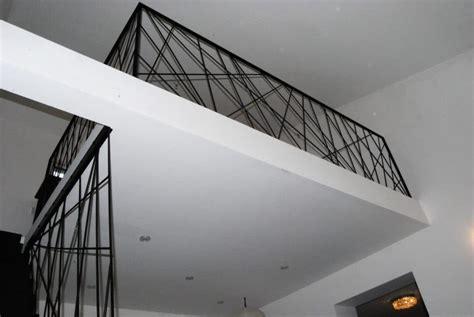 claustra bureau escalier métallique design toulouse re garde corps sur