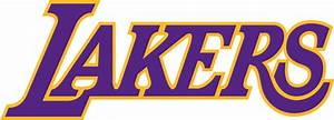 Image Gallery la lakers logo stencil