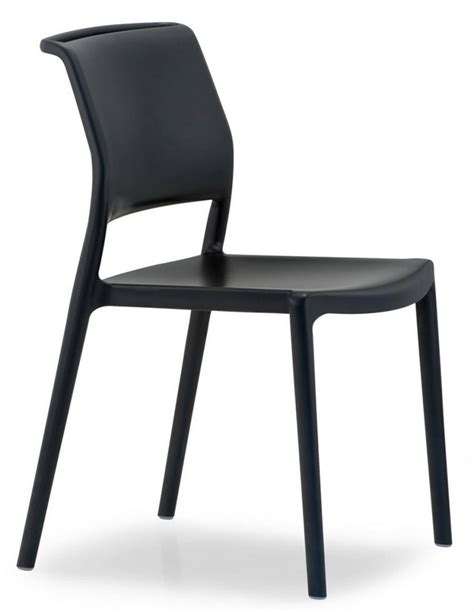 chaise pedrali plastic stacking chair ara 310 pedrali for indoor and outdoor
