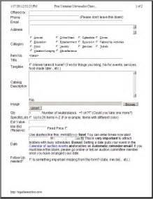Event Run Sheet Template Together Auction Management Software