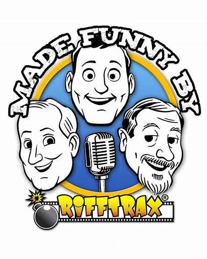 Rifftrax Mst3k Riff Series Nelson Funny Tv