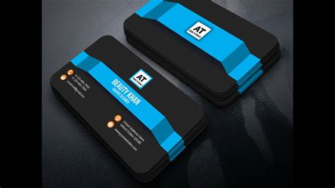 graphicriver business card design tutorial illustrator