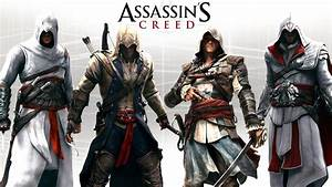 Ranking the Assassin's Creed games from worst to best