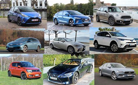 tous les hybrides  hybrides rechargeables du marche