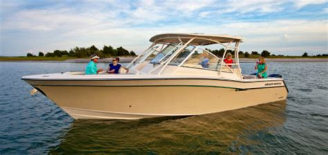 Where Are Grady White Boats Built by Northeast Boat Builders Guide