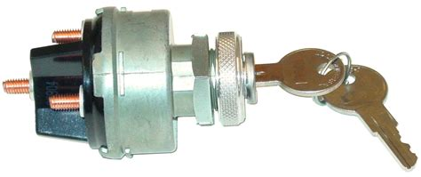 Universal Wire Starter Ignition Switch Oliver Parts