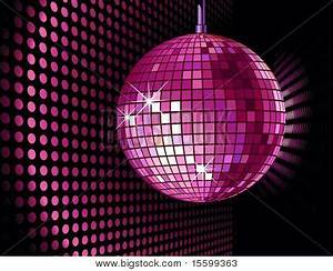 Vector Background Disco Ball Vector & Photo | Bigstock