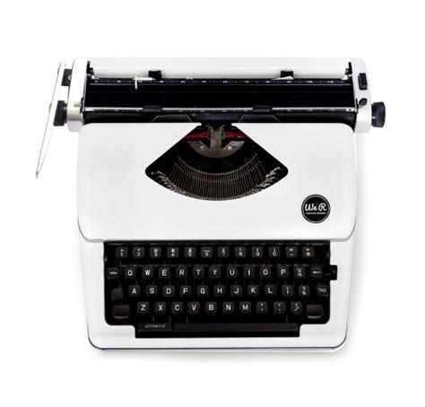 machine a ecrire moderne machine 224 233 crire we r memory keepers typecast blanche la fourmi creative