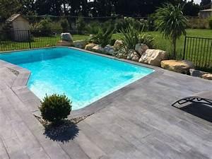pierre reconstituee piscine pj62 jornalagora With margelle piscine grise anthracite 2 margelle piscine grise margelle droite plate cm gris