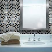 papier peint salle de bain 4 murs id es d co salle de bain