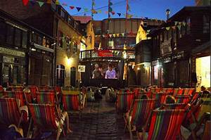 A Guide To Summer 201539s Outdoor Film Screenings Londonist