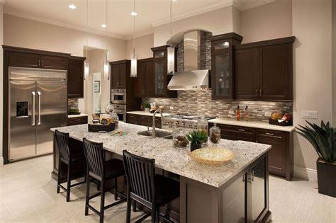 model homes interior design kitchen at emerald homes mirabella model at palmira golf