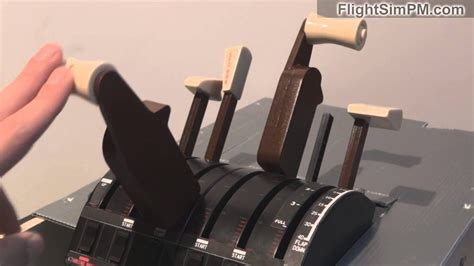 saitek throttle levers b 777 for sale