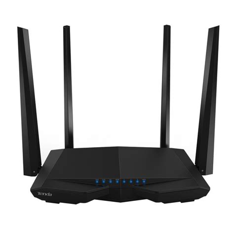 tenda ac6 ac1200 smart dual band wireless router 5ghz 867mbps 2 4ghz 300mbps wifi router with