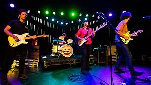concert review parquet courts are young fast and ter With parquet courts concert