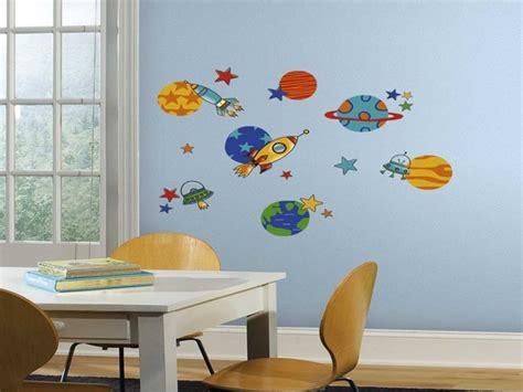 Kinderzimmer Gestalten Weltraum weltall kinderzimmer gestalten