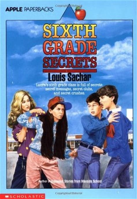 sixth grade secrets  louis sachar reviews discussion