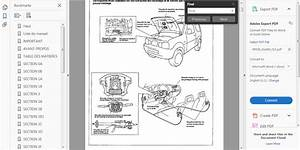 Official Workshop Repair Manual For Suzuki Jimny 1998