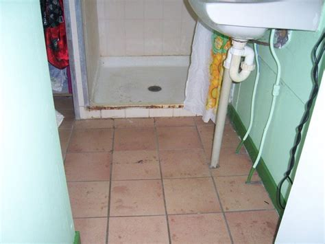 Fall In Shower Floor by Area Floor Drainage Bathroom Shower Toilet And