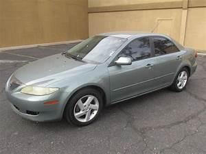 2004 Mazda 6 Automatic Transmission