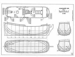 Wooden Model Ship Plan Free PDF Plans